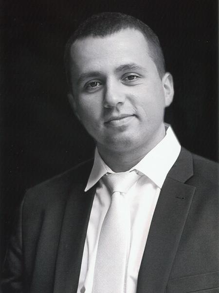 mł. asp. Piotr Gąsiorek
