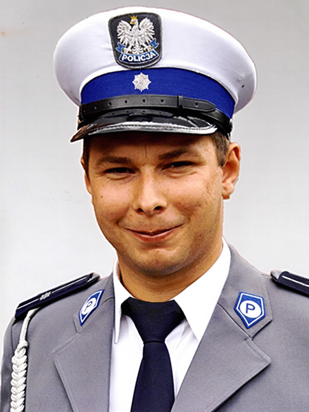 asp. Marek Mieczkowski