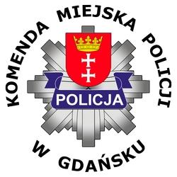 Komenda Miejska Policji w Gdańsku - logo